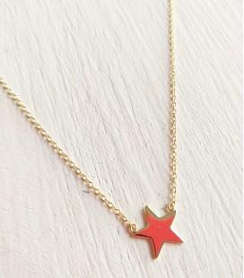 Cadena estrella 925
