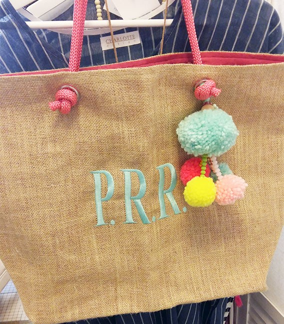 Bolso saco personalizado