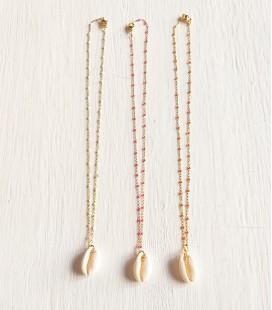 Cadenas rosario caracolas
