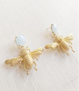 Pendiente insecto xxl