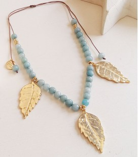 COLLAR TRIPLE HOJA