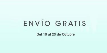 Envío gratis del 10 al 20 de Octubre