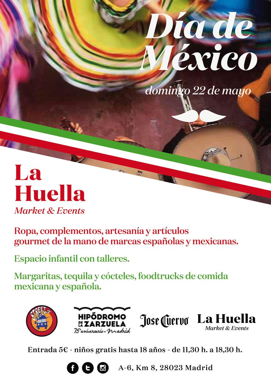 Evento El día de México