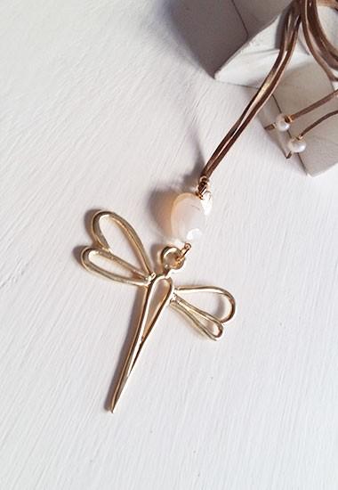 Collar libelula Charlotte Design
