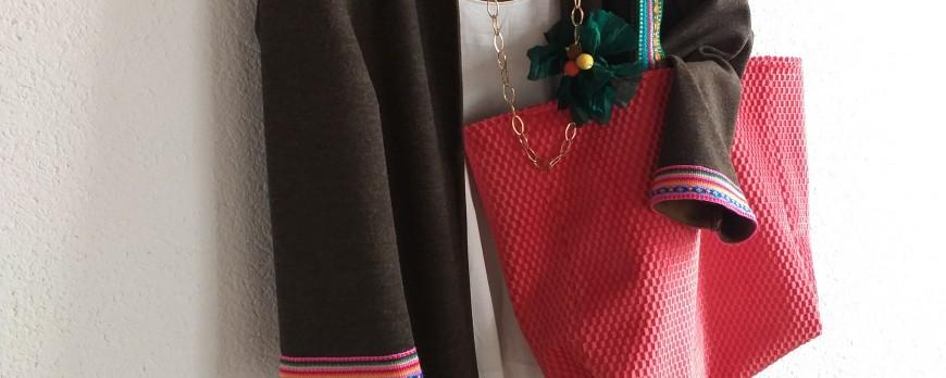 Levitas, chalecos, prendas exclusivas, dotadas de aires bohemios