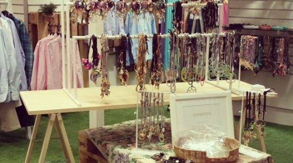 Charlotte Design en Trendy Market pop up